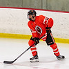 Boys Varsity Hockey: Exeter Invitational - Hebron defeated Vermont Academy 6-2 on December 2, 2018 at Phillips Exeter in Exeter, NH.