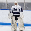 Girls Varsity Hockey: Harrington Invitational - Lawrence Academy defeated St. Mark's 3-2 on December 15, 2018 at Noble & Greenough in Dedham, Massachusetts.