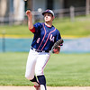 Varsity Baseball: Lawrence Academy defeated Brooks 5-1 on May 11, 2016, at Lawrence Academy in Groton, Massachusetts.