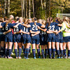 Nobles Girls Varsity Soccer defeated Middlesex 2-0 on Saturday October 22th, 2011, at Noble & Greenough in Dedham, Massachusetts.