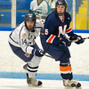 Connor MacPhee (KS - 14), Robby O'Gara (MA - 15)  - Milton Academy defeated the Kent School 2-1 to win the the NEPSIHA Championship on March 3, 2011, at the Ice Center in Salem, New Hampshire.
