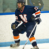 George Pantazopolous (MA - 23)  - Milton Academy defeated the Kent School 2-1 to win the the NEPSIHA Championship on March 3, 2011, at the Ice Center in Salem, New Hampshire.