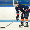 Jake Turrin (MA -3) - Milton Academy defeated the Kent School 2-1 to win the the NEPSIHA Championship on March 3, 2011, at the Ice Center in Salem, New Hampshire.