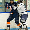 George Pantazopolous (MA - 23) , Nick Casacci (KS - 5) - Milton Academy defeated the Kent School 2-1 to win the the NEPSIHA Championship on March 3, 2011, at the Ice Center in Salem, New Hampshire.