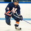 Jonathan Franco (MA - 19)  - Milton Academy defeated the Kent School 2-1 to win the the NEPSIHA Championship on March 3, 2011, at the Ice Center in Salem, New Hampshire.
