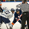 Noel Acciari (KS - 21), George Pantazopolous (MA - 23)  - Milton Academy defeated the Kent School 2-1 to win the the NEPSIHA Championship on March 3, 2011, at the Ice Center in Salem, New Hampshire.