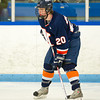 Tyler Edwards (MA - 20) - Milton Academy defeated the Kent School 2-1 to win the the NEPSIHA Championship on March 3, 2011, at the Ice Center in Salem, New Hampshire.