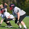Milton 5th Football defeated St. Sebastian's  on Friday September 30th, 2011, at Milton Academy in Milton, Massachusetts.