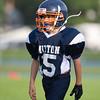 Milton 5th Football defeated St. Sebastian's  on Friday September 30th, 2011, at Milton Academy in Milton, Massachusetts.