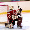 Boys Varsity Hockey: Gunnery defeated New Hampton 8-3 on December 8, 2019 at Phillips Exeter Academy in Exeter, New Hampshire.