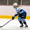 Girls Varsity Hockey: Wilmington defeated Newton Country Day 6-1 on December 10, 2018 at Daly Rink in Newton, Massachusetts.