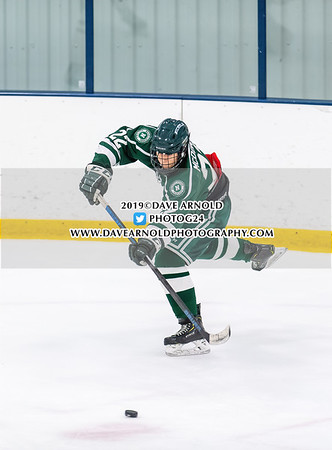 2020 True Prep Cup: Nichols defeated Culver 6-5, in overtime, on January 5, 2020 at Merrimack College in North Andover, Massachusetts.