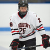 Jake McCarthy (St. Sebs - 26) - Nobles opened up a 3-0 first period, but visiting St. Sebastian's battled back tying the game in the second period, and went on to win 5-4 on January 26, 2011, at Flood Rink in Dedham, MA.