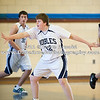 The St. Marks boys JV basketball defeated Nobles 43-29 on February 16, 2011, at St. Mark's School in Southborough, Ma.