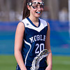Colby Chanenchuk (Nobles - 20) - Nobles Girls Lacrosse defeated Pingree 18-3 on April 22, 2011, at Nobles in Dedham, MA.