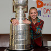 The Stanley Cup visited Noble & Greenough School on Tuesday October 12th, 2011, in Dedham, Massachusetts.