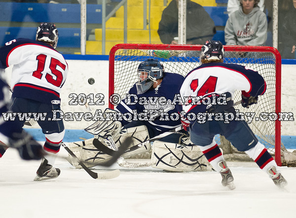 Lawrence defeated Nobles  3-2  in the NEPSIHA Stuart/Corkery finals on March 4, 2012, at the Salem Ice Center in Salem, New Hampshire.