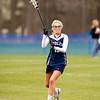 Thayer Girls Varsity Lacrosse defeated Nobles 15-5 on April 11th, 2011, at Noble & Greenough in Dedham, Massachusetts.