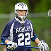 Governor's Academy Boys Varsity Lacrosse defeated Nobles 11-6 on May 15th, 2012, at Noble & Greenough in Dedham, Massachusetts.