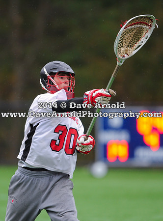 - Nobles Boys Varsity Lacrosse defeated St. Georges 15-5 on April 30, 2014 at Noble & Greenough in Dedham, Massachusetts.