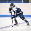 Girls Varsity Hockey: Nobles defeated BB&N 2-0 on January 29, 2021 at tNoble & Greenough in Dedham, Massachusetts.