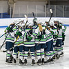 Girls Varsity Hockey: Nobles defeated Williston 2-0 on February 27, 2021 at Noble & Greenough in Dedham, Massachusetts.