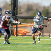 Boys Varsity Lacrosse Scrimmage: Nobles defeated Dexter 19-5 on April 3, 2021 at Dexter Southfield in Brookline, Massachusetts.