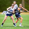 Nobles Girls Varsity Lacrosse defeated Andover 13-12 on April 5, 2014, at Noble & Greenough in Dedham, Massachusetts.