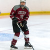 Boys Varsity Hockey: Exeter and Brunswick battled to a 3-3 tie on December 8, 2019 at Phillips Exeter Academy in Exeter, New Hampshire.