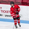 Boys Varsity Hockey: Rivers defeated Exeter 4-3 on December 20, 2016 at the Walter Brown Arena in Boston, Massachusetts.