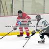 Boys Varsity Hockey: Rivers defeated Brooks 4-1 on February 22, 2017 at the Rivers School in Weston, Massachusetts.
