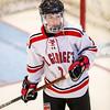 Boys Varsity Hockey: St. George's defeated Roxbury Latin 3-1 on February 19, 2020 at Roxbury Latin in West Roxbury, Massachusetts.