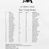 Boys Varsity Hockey: Roxbury Latin defeated St. Mark's 2-1 on February 1, 2017 at the Roxbury Latin School in West Roxbury, Massachusetts.
