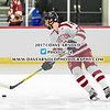 Boys Varsity Hockey: St. Paul's Jamboree - Groton defeated St. Pauls 4-3 on November 26, 2018 at St. Paul's School in Concord New Hampshire.