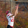 St. Sebastian's Varsity Football defeated St. George's 47-19 on October 27, 2012, at St. Sebastian's School in Needham, Massachusetts.