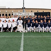 Boys Varsity Lacrosse:  St. Sebastian's defeated Nobles 10-8 in the 1st Annual McCrae Williams Memorial game benefiting the McCrae Williams Foundation on April 6, 2018 at Harvard University in Cambridge, Massachusetts.