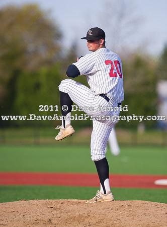 Roxbury Latin Varsity Baseball  defeated St. Sebastian's 7-4 on May 2 , 2011, at St. Sebastians in Needham, MA.