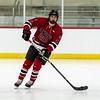 Boys Varsity Hockey: St. Paul's Jamboree - Taft defeated Tabor 5-4 on November 26, 2018 at St. Paul's School in Concord New Hampshire.