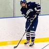 Tabor Boys Varsity Hockey defeated Andover 5-3 on February 20, 2015 at Phillips Academy, in Andover, Massachusetts.