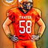 Varsity Football: Thayer defeated Brooks 32-7 on October 13, 2018 at Thayer Academy in Braintree, Massachusetts.