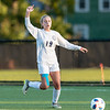 Girls Varsity Soccer: Thayer defeated Phillips Andover 3-2 on October 24, 2018 at Thayer Academy in Braintree, Massachusetts.