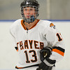 - 1/10/2011 - Girls Varsity Hockey - Nobles survived a spirited challenge from Thayer and held on for a 1-0 victory.