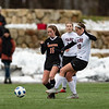 Girls Varsity Soccer: NEPSAC Class B Final - Tabor defeated Thayer on penalty kicks (4-2) after a 3-3 game on November 18, 2018 at Brooks School in North Andover, Massachusetts.