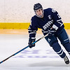 Boys Varsity Hockey: Andover defeated Thayer 4-2 on December 5, 2018 at Phillips Andover in Andover, Massachusetts.
