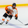 Boys Varsity Hockey: Thayer defeated Andover 3-2 on December 7, 2016 at Phillips Andover Academy in Andover, Massachusetts.