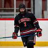 Boys Varsity Hockey: St. Sebastian's defeated Thayer 7-2 on February 13, 2021 at St. Sebastian's in Needham, Massachusetts.