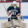 Girls Varsity Hockey: Harrington Invitational - Williston defeated Westminster 1-0 on December 15, 2018 at Noble & Greenough in Dedham, Massachusetts.