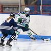 Girls Varsity Hockey: Nobles defeated Williston 2-0 on February 27, 2021 at Noble & Greenough in Dedham, Massachusetts.