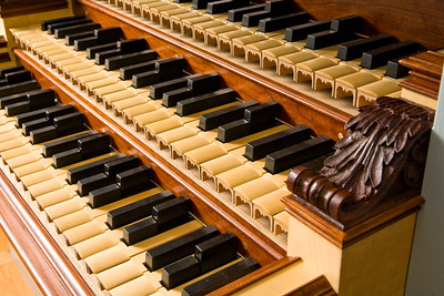 Institute of Sacred Music  Yale University  Mean Tone Organ  Marquand Chapel