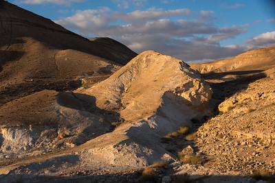 Scenic view of desert, Judean Desert, Dead Sea Region, Israel